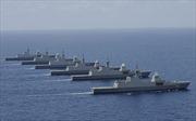 Hải quân Mỹ trang bị khinh hạm tốc độ cao mới