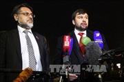 Ukraine muốn ký với Nga lộ trình thực hiện thỏa thuận Minsk