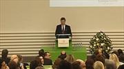 Tổng thống Ukraine bị la ó tại Thụy Sỹ