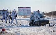 Lữ đoàn bộ binh duy nhất tại Bắc Cực của Nga