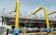 Ukraine muốn tăng khí đốt nhập từ châu Âu