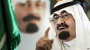 Quốc vương Saudi Arabia băng hà