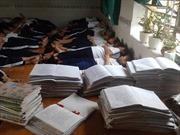 Chấn chỉnh tình trạng lạm dụng hồ sơ, sổ sách trong nhà trường