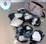 Chuyển gần 50.000 viên ma túy tổng hợp qua sân bay