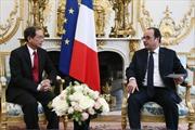 Pháp mong muốn mở rộng quan hệ với Việt Nam