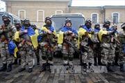 Hòa đàm về vấn đề Ukraine đổ vỡ