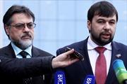 Biểu tình tại Ukraine đòi Tổng thống Poroshenko từ chức