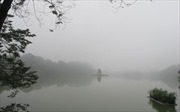 Các tỉnh Bắc Bộ xuất hiện sương mù dày đặc