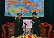 Thăm, chúc tết Bộ đội Biên phòng Quảng Bình