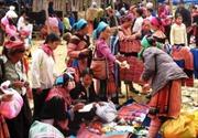 Đi chợ phiên Lào Cai giữa lòng Hà Nội