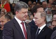 Ukraine từng dọa Tổng thống Nga để đạt thỏa thuận Minsk
