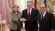 Lý do lãnh đạo Pháp, Đức tới Kiev, Moskva