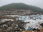 Thái Nguyên bắt tay kiểm tra vụ bãi rác Đồng Hầm