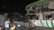 Tai nạn xe khách thảm khốc, 10 người chết, 9 bị thương