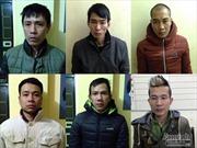 Bắt nhóm buôn ma túy và vũ khí quân dụng tại Hà Nội