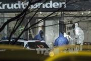 Cảnh sát Đan Mạch nổ súng ở Nhà ga Noerrebro