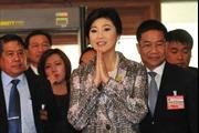 Cựu Thủ tướng Thái Lan Yingluck bị buộc tội