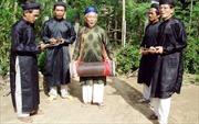 Khôi phục và bảo tồn nghệ thuật hát sắc bùa Phú Lễ