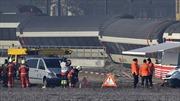 Thụy Sĩ: Hai tàu hỏa đâm nhau, hàng chục người bị thương