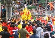 Ban Tuyên giáo Hà Nội: Không có chuyện đánh nhau tại Hội Gióng