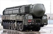 Nga kiểm tra đột xuất các đơn vị hỗn hợp tên lửa chiến lược