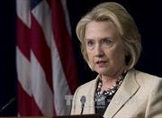 Bà Clinton đối mặt bê bối mới