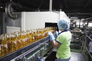 Mục sở thị quy trình sản xuất Tân Hiệp Phát