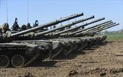 Saudi Arabia thành nước nhập khẩu vũ khí lớn nhất