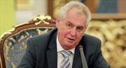 Tổng thống Czech: Thật vô lý khi tăng cấm vận chống Nga