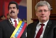 Đằng sau căng thẳng ngoại giao Canada-Venezuela