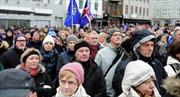 Dân Iceland biểu tình rầm rộ phản đối từ bỏ EU