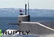 Nga phô trương sức mạnh quân sự tại Bắc Cực