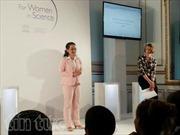 Nữ tiến sĩ Việt nhận giải 'Nhà khoa học trẻ tài năng thế giới'