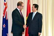 Thủ tướng Nguyễn Tấn Dũng hội kiến các nhà lãnh đạo New Zealand