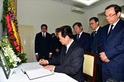 Thủ tướng sẽ dự Lễ truy điệu ông Lý Quang Diệu