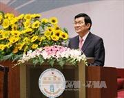 Toàn văn bài phát biểu của Chủ tịch nước tại Lễ Khai mạc IPU-132