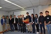 Hội sinh viên Việt Nam tại Pháp tổ chức đại hội lần thứ 6