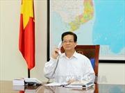 Thủ tướng Nguyễn Tấn Dũng điện đàm với Thủ tướng Australia