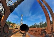 Nga xây dựng tuyến đường ống 'Sức mạnh Siberia'