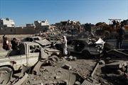 Mỹ hỗ trợ hậu cần các chiến dịch không kích phiến quân Yemen