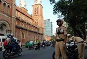 Cảnh sát giao thông gắn camera xử lý người vi phạm
