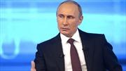 Tổng thống Nga đối thoại trực tiếp với người dân