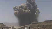 Kho chứa tên lửa Scud ở Yemen nổ tung trời