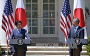 Thủ tướng Nhật Bản phát biểu trước Quốc hội Mỹ