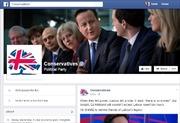 Mạng xã hội - chiến trường tranh cử mới của các chính đảng Anh