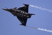 Pháp ký nhiều hợp đồng bán máy bay Rafale với Trung Đông