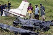 Rơi máy bay quân sự Colombia, 4 binh sĩ thiệt mạng
