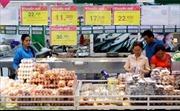 Xăng tăng, giá lương thực, thực phẩm chưa có biến động