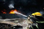 72 người chết trong vụ cháy xưởng giày ở Philippines