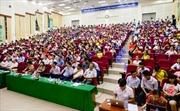 Tiếp lửa Khởi nghiệp cho hơn 700 sinh viên nông nghiệp